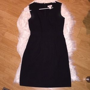 ✨ LOFT BLACK DRESS SIZE 2